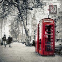 Frank Wächter - Postcard From London