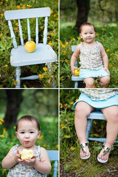 #photographyprop kids size chair. they have some cute kids chairs at ikea for under $20