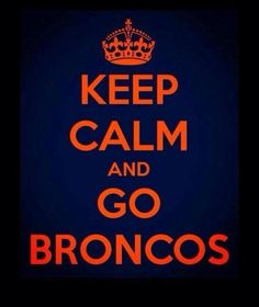 Photos: Top twenty Broncos memes give fans reasons to keep calm at season's midpoint