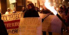 La Valleverde fallisce e i lavoratori scendono in strada  http://tuttacronaca.wordpress.com/2014/01/21/la-valleverde-fallisce-e-i-lavoratori-scendono-in-strada/