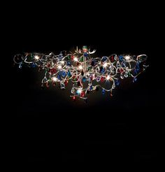 Tiara ceiling light 15-multicolor - General lighting by HARCO LOOR | Architonic