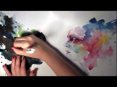Agnes Cecile speed painting  final work: http://agnes-cecile.deviantart.com/art/in-un-istante-solo-239169644