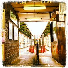 阪堺電車 天王寺駅前 - @effect_kita- #webstagram My Photos