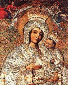Inmaculada Concepción / 27 de Junio / Año: 1877 / Lugar: Gietrzwald, Polonia / Apariciones de de la Virgen a Justyna Szafrynska, Barbara Samulowska.