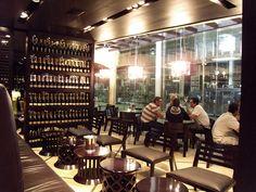 Wine Tasting Room | Inside the Graham Beck wine tasting room