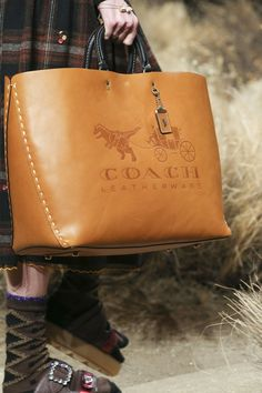 Coach 1941 Fall 2017 Ready-to-Wear Fashion Show Details