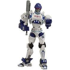 Texas Rangers FOX Sports Robot