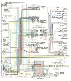65 chevy truck wiring diagram  Google Search