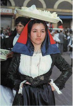 costume di Ierzu