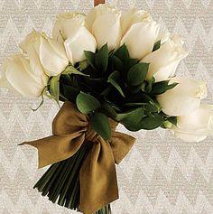 Bouquet-de-Flores-Brancas | Noivinhaemfolha                                                                                                                                                                                 Mais