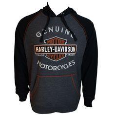 Harley-Davidson Demolition II Men's Hoodie