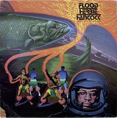 HERBIE HANCOCK / FLOOD - LIVE IN JAPAN 1975 2LP / JAZZ / CBS SONY JAPAN PROMO