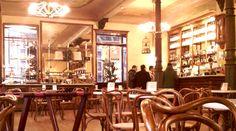 Caffè Meletti - Ascoli Piceno Italy (Interior)