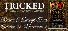 Reese's Reviews: Rebecca Zanetti's TRICKED - Review & Excerpt Tour