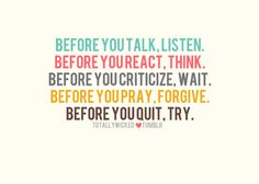 a great piece of advice!! <3