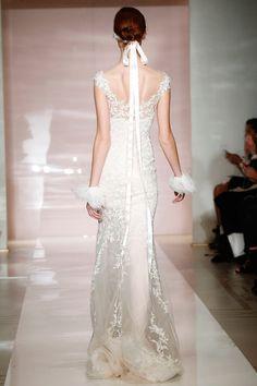 Mariées pour l'été ! Les plus belles robes de la Bridal Week | Vanity Fair - Reem Acra