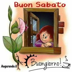Buon Sabato con fantastiche immagini entra! Italian Memes, Good Morning, Messages, Frame, Italy, Link, Google, Cards, Good Morning Wishes