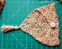 Free Crochet Hair Kerchief Patterns : ... hair stuff on Pinterest Crochet hair accessories, Crochet hair and