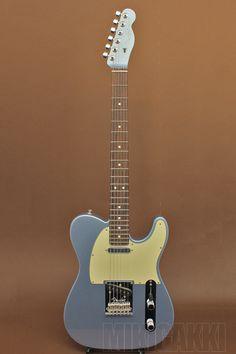 Fender[フェンダー] 2016 Limited Edition American Standard Telecaster Matching Headstock IBM|詳細写真