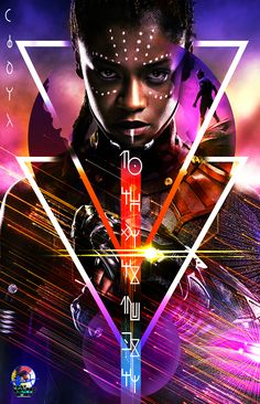 The movie, Black Panther, takes place in a country called Wakanda where advanced weaponry and technology were blessed by the metal of Vibranium. The country of the film is heavily influenced by futurism.