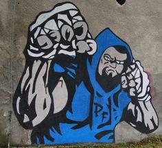 Zwiedzaj Polskę : Graffiti - Nakło Śląskie