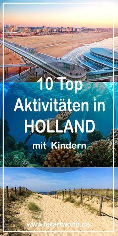 10 Top Aktivitäten an der niederländischen Küste mit Kindern