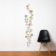 Nature Dance Decal, $37, now featured on Fab.