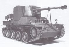 Photograph of a Toldi páncélvadász mockup made by Á. Bíró. Note that it's inaccurately based on a Toldi IIA (or Toldi III) chassis instead of a Toldi I. For instance, the upper front plate should be different.