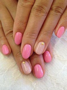 cute pink nails #pink www.brayola.com