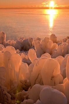 Sunrise at Chrystal Bay