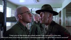 The 10 Best Filthy But Brilliant Full Metal Jacket Quotes