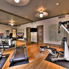 1000 images about home gym on pinterest paint ideas for Home exercise room design ideas