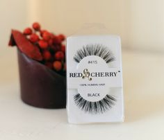 Red Cherry lashes reviewed by Zoe Newlove