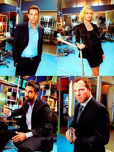 The greatest spy team ever.