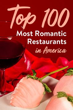 Check out our Top 100 list of the Most Romantic Restaurants across America. Find a spot with the perfect vibe, great food, and outstanding service—just for you and your boo! Romantic Restaurants, Great Restaurants, Joe's Seafood, Stone Crab, Prime Steak, Tasting Menu, Wine List, Small Plates, Most Romantic