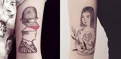 AXEL EJSMONT Minimalist Tattoo   Scandinavia Standard