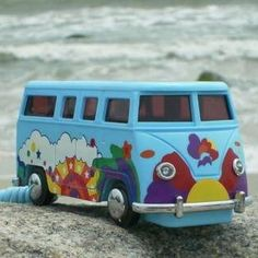 Hippy Van Novelty Phone :)