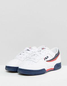 various colors 33bfb 57500 Fila Original Fitness Sneakers In White - White Fila Original Fitness,  White White, Asos