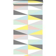 Papier peint papier Pik multico multicouleur