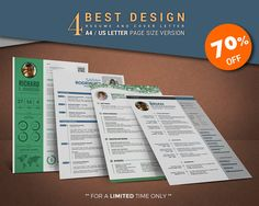 This Resume Bundle Contains  Of Gridride BestSelling Resume