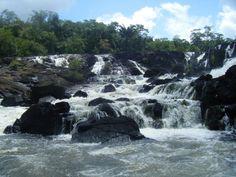 Blanche Marie Falls, Suriname, South America