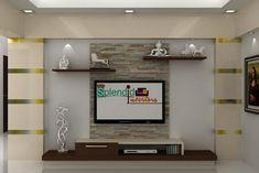 Tv Unit Furniture Design, Tv Unit Interior Design, Tv Unit Decor, Tv Wall Decor, Wall Tv, Living Room Wall Units, Living Room Tv Unit Designs, Living Rooms, Tv Cabinet Design