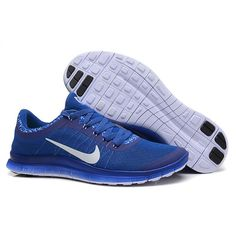 half off 219f1 1dba2 Nike Free Run 3.0 V5 EXT Men s - Blue White Nike Free Run 3,