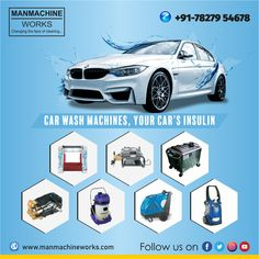 Car Washer, Washer Pump, Steam Car Wash, Car Wash Equipment, Automatic Car Wash, Car Wash Business, Portable Washing Machine, Washer Machine, Car Vacuum
