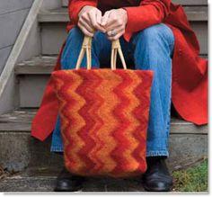 How to Felt Crochet: Felting Instructions Plus 4 Free Felted Crochet Patterns · Felting | CraftGossip.com
