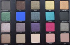 Urban Decay The Vice Palette 4