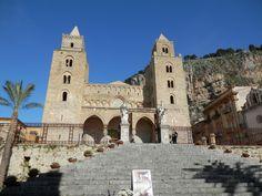CATEDRAL DE CEFALU (SICILIA)