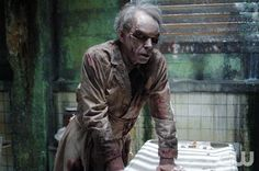 "Supernatural Season 1 Episode 9 - ""Asylum"" Pictured: Norman Armour as Ghost of Dr. Sanford Ellicott Credit: © The WB/Sergei Bachlakov"