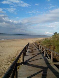 #Santi Petri #Cadiz #España #Andalucía Descubre una de las mejores playas de #Europa. Descubre nuestras ofertas haciendo click en la imagen.