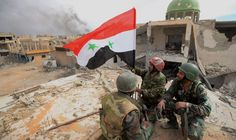 Finian CUNNINGHAM: As Russian forces help liberate the Syrian city of Aleppo this week from a four-year terrorist siege, Washington and Europe step up threats of cyber war and economic aggression with sanctions. That's no coincidence. It is the response of accomplices bitter in defeat.